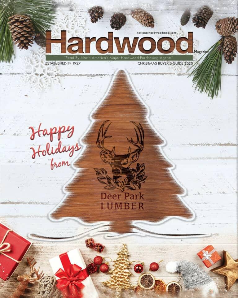 National Hardwood Magazine Christmas Issue 1