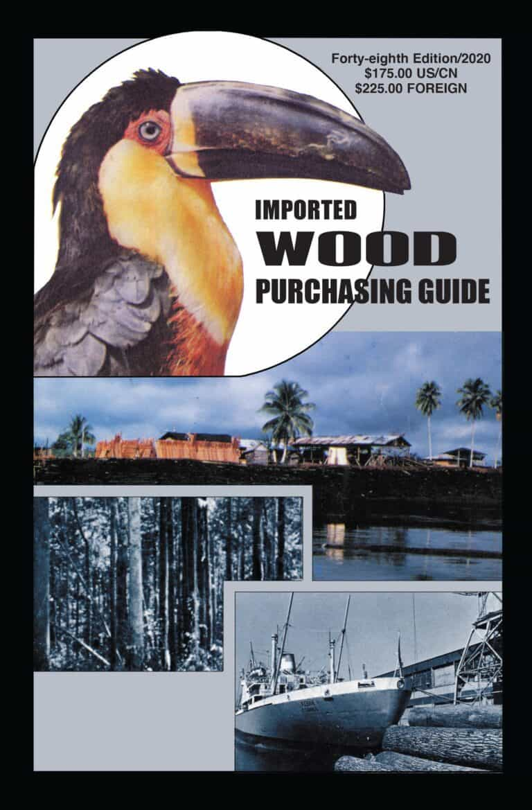 Imported Wood Purchasing Guide 2