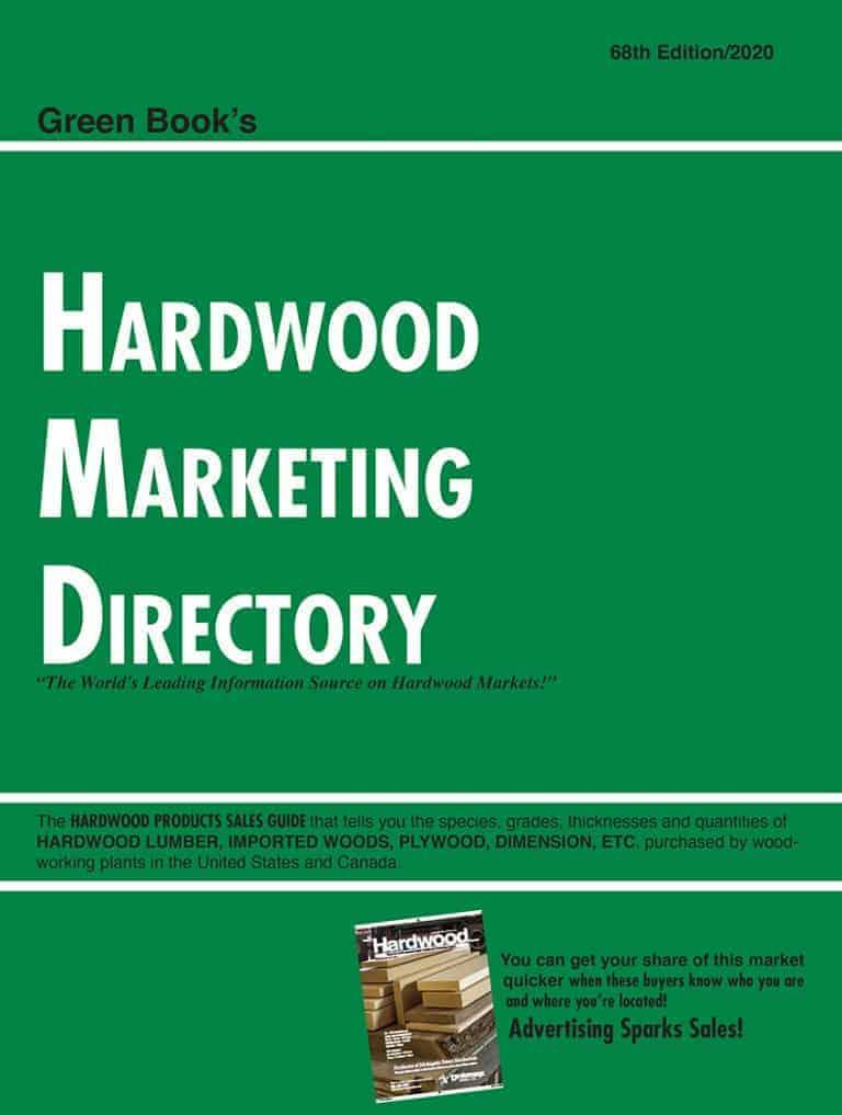Green Book's Hardwood Marketing Directory 1