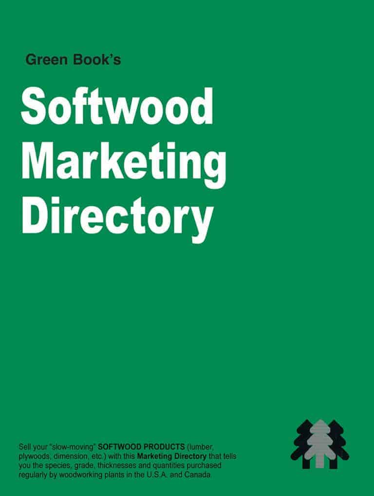 Green Book's Softwood Marketing Directory 1