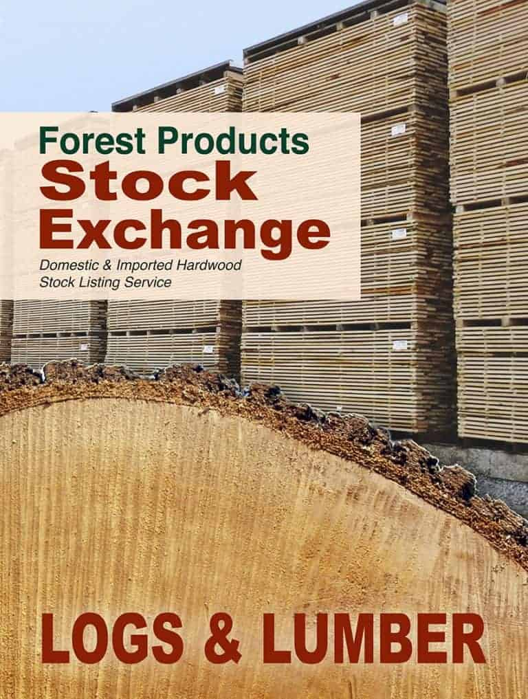 Forest Products Stock Exchange (Logs and Lumber) 1