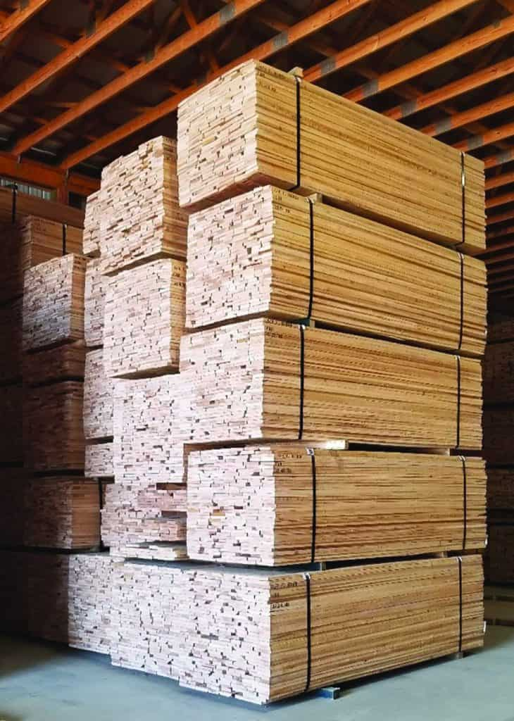 Abenaki produces approximately 18 million board feet at its two locations, offering both Northern and Appalachian Hardwood lumber.