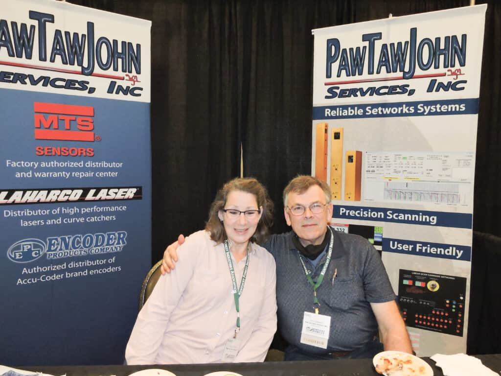 Sandy and Jerry Johnson, Paw Taw John Services Inc., Rathdrum, ID