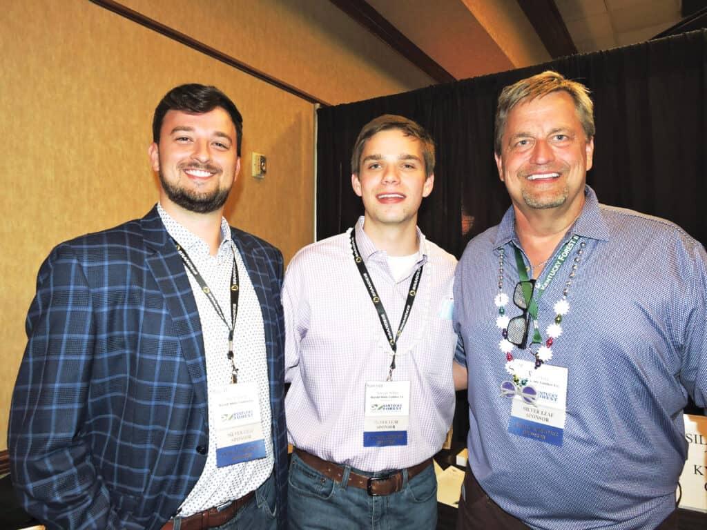 Ray White II, Sawyer White and Lee White, Harold White Lumber Inc., Morehead, KY