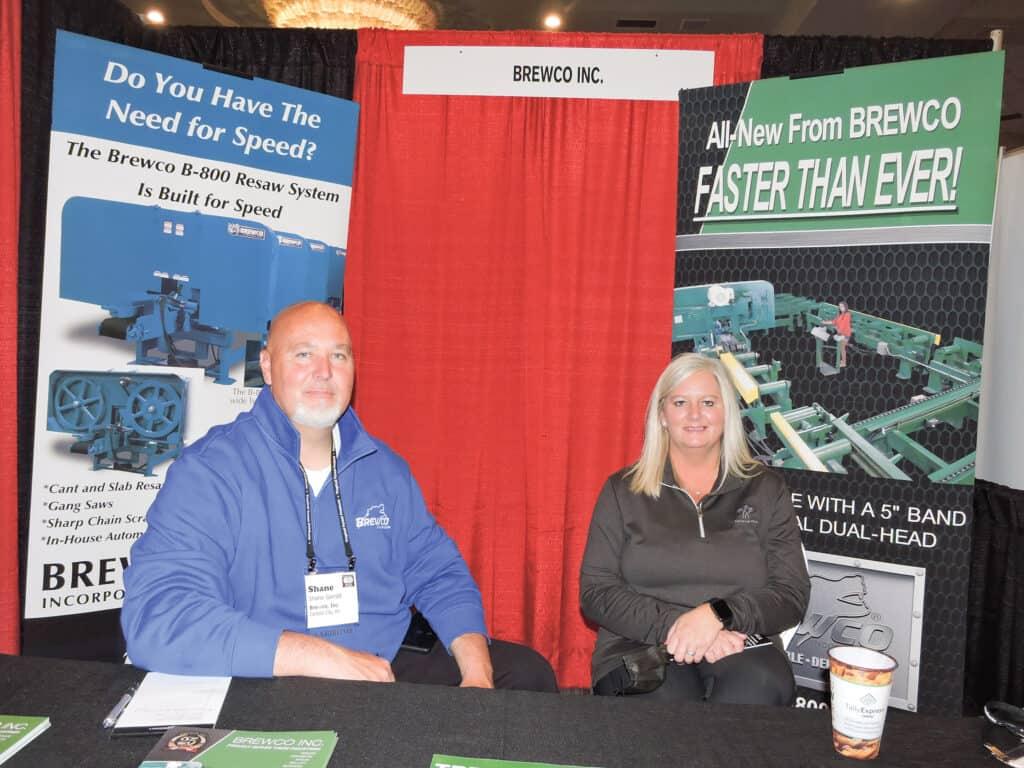 Shane and Jenny Garrett, Brewco Inc., Central City, KY