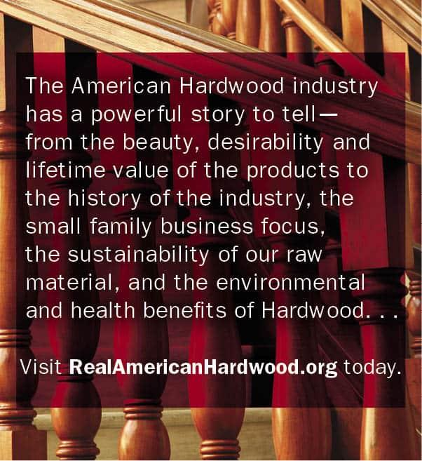 Real American Hardwood 2021