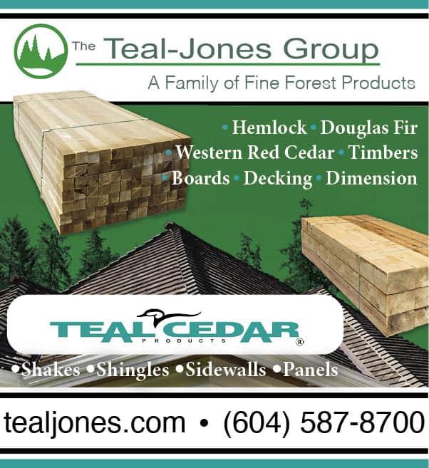 Teal Jones Group