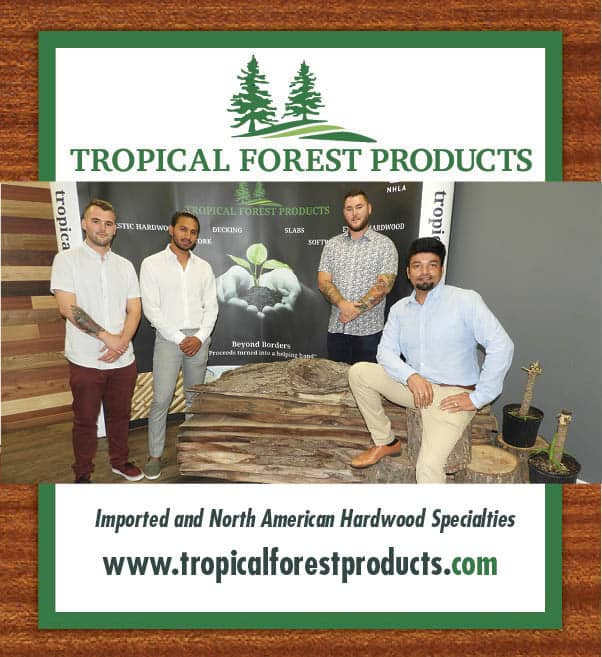Tropical Forest Products
