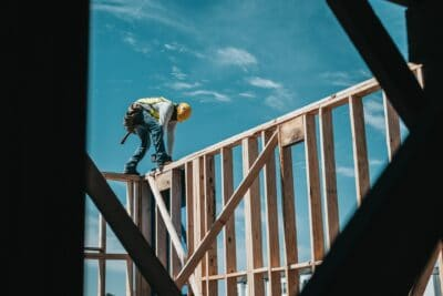 Open Construction Jobs Near Two-Year High