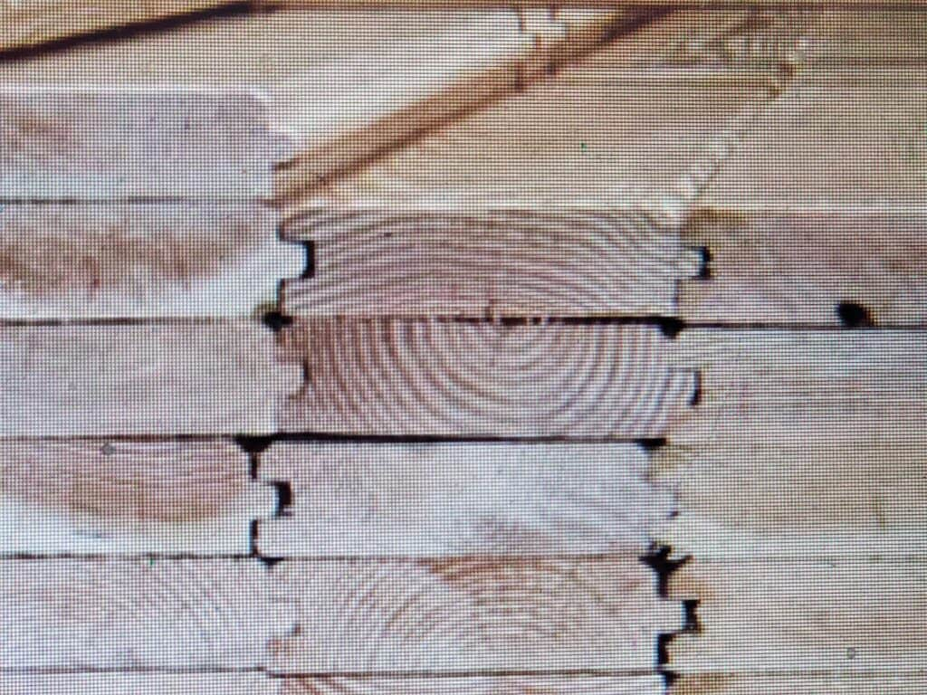 From Pelican Bay's Lampasas office, the company sells a Douglas Fir tongue-and-groove in sizes 1x6, 1x8, and 1x12 to showcase walls, floors and ceilings.