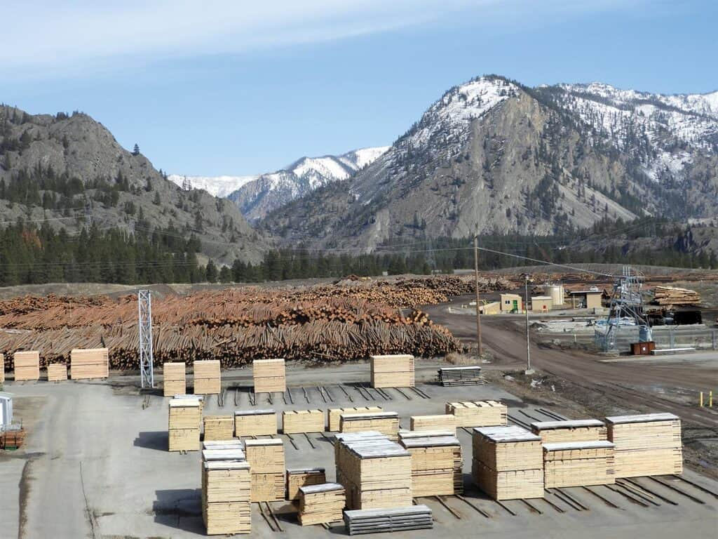 Thompson River Lumber, located in Montana, takes pride in manufacturing the best possible dimensional lumber, boards, industrials and specialty items available.
