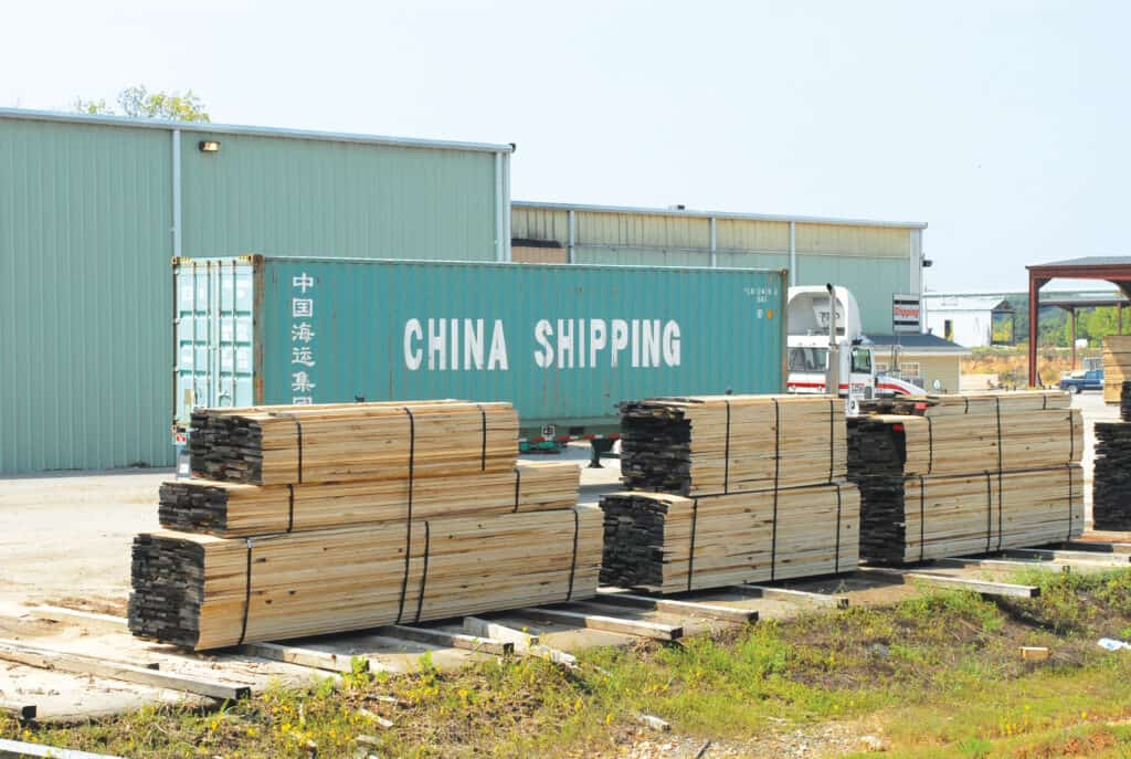Through the USDA Foreign Agricultural Service's Market Access Program, companies can apply for 50% reimbursement of international promotions to increase exports of U.S. wood products.