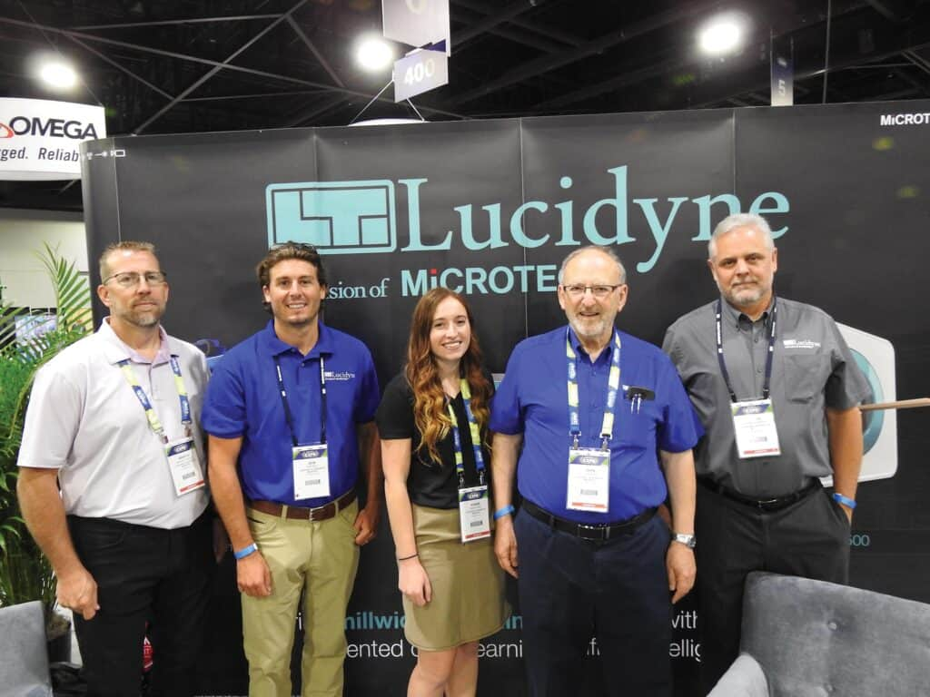 arcus Trisdale, Bob Bell, Kenzie Hand, John Rhea, and Chris Cournyer, Lucidyne, a Division of Microtec, Corvallis, OR