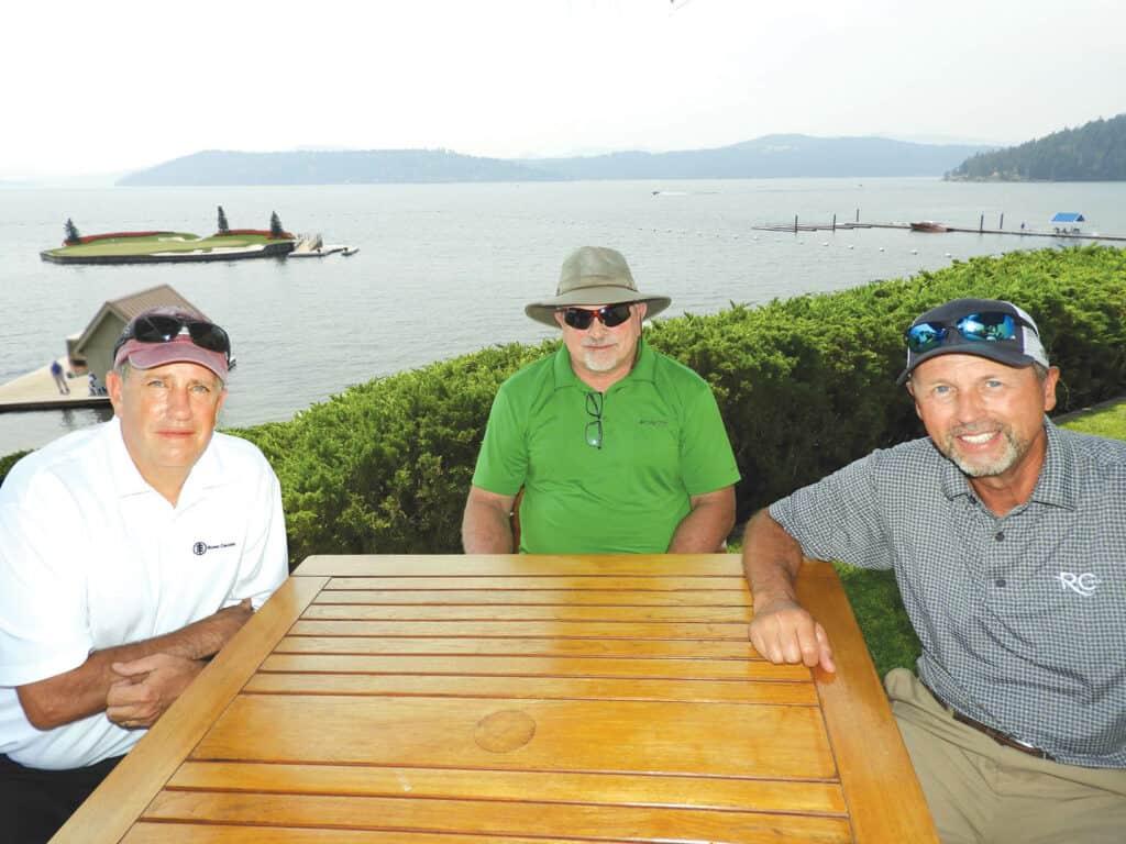 Roger Fossett, Tom Hoffman and Chris Kramer, Boise Cascade Company, Boise, ID
