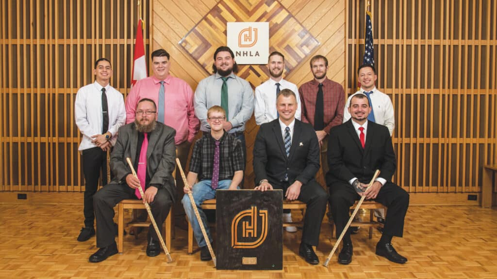 Nine Students Graduate from the 195th Class of the NHLA Inspector Training School 1